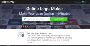 logo maker logomyway