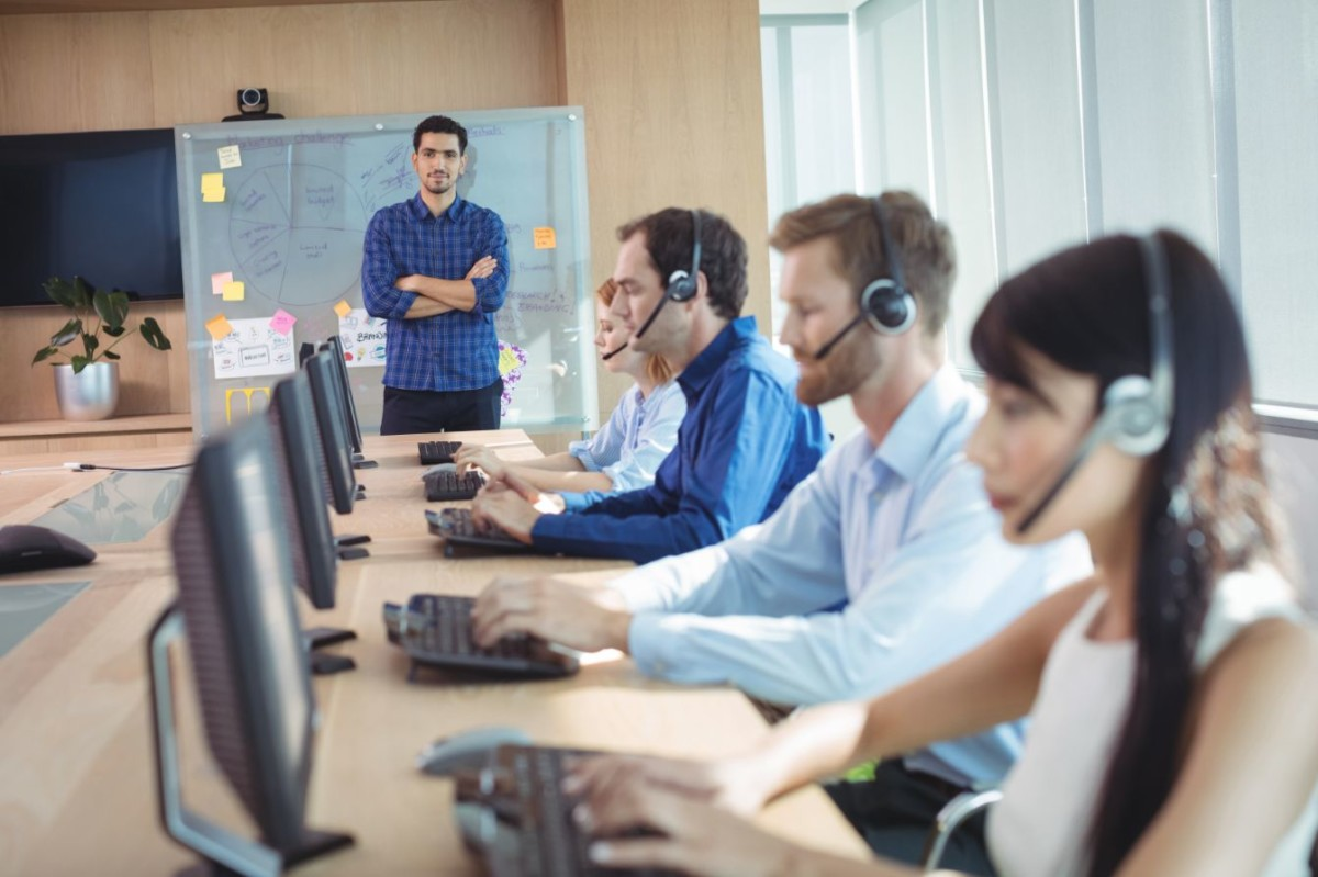 Startup Secrets: How Outsourcing Client Service Can Give You a Professional Edge