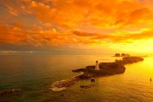 nassau bahamas at dawn PGAQSY