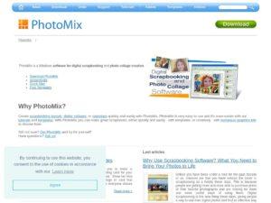 photomix screenshot