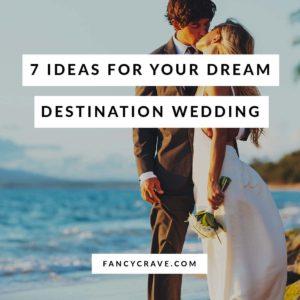 ream Destination Wedding