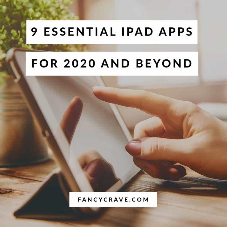 Essential iPad Apps