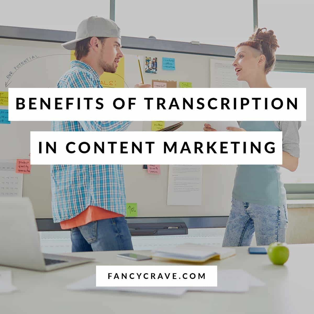 How Transcription Can Boost Your Content Marketing Strategy