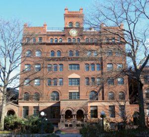 Main Building Pratt Institute Brooklyn New York
