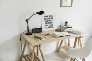 Top Tips For Designing The Perfect Home Office Space