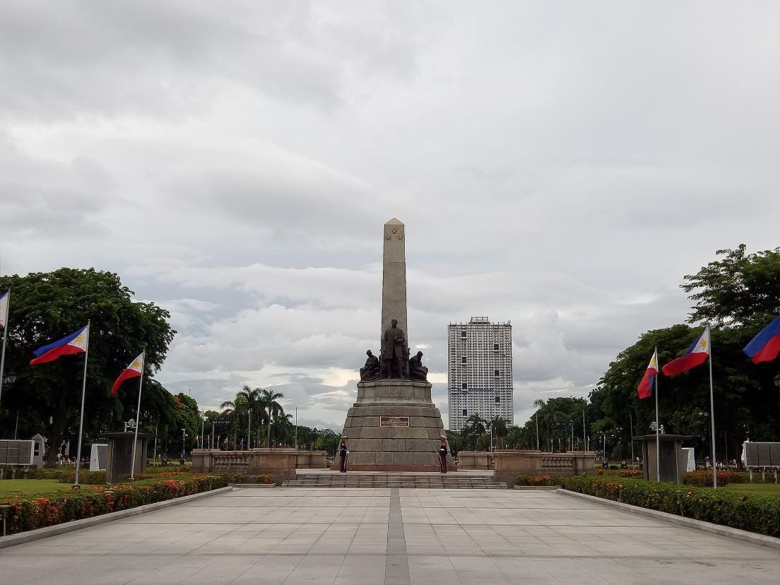 Rizal_Park_Front_View