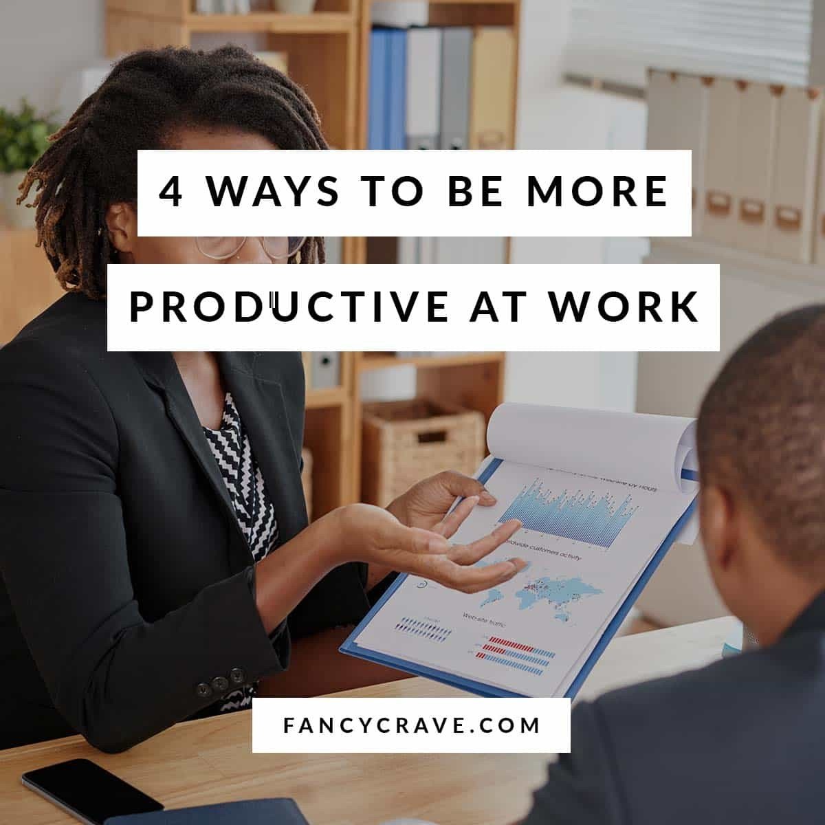 Ways to be More Productive at Work