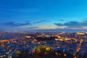 athens at dawn PSWMHZ