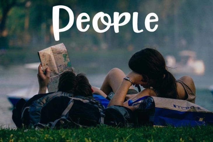 pictures of people min