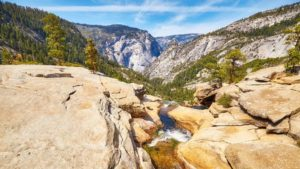 river in the yosemite national park california PXDRE