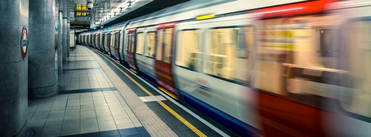 view of london underground PYDHP