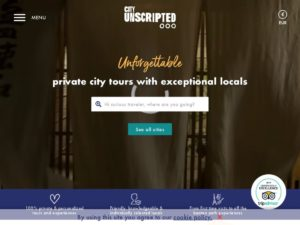 tour guide apps