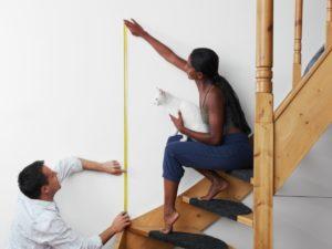 man and woman doing diy work at home PECDP