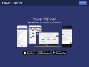 powerplanner net xdesktop bace