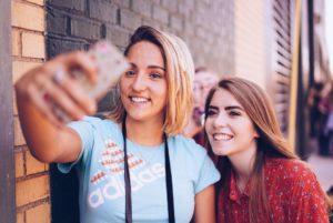 selfie time t JJX