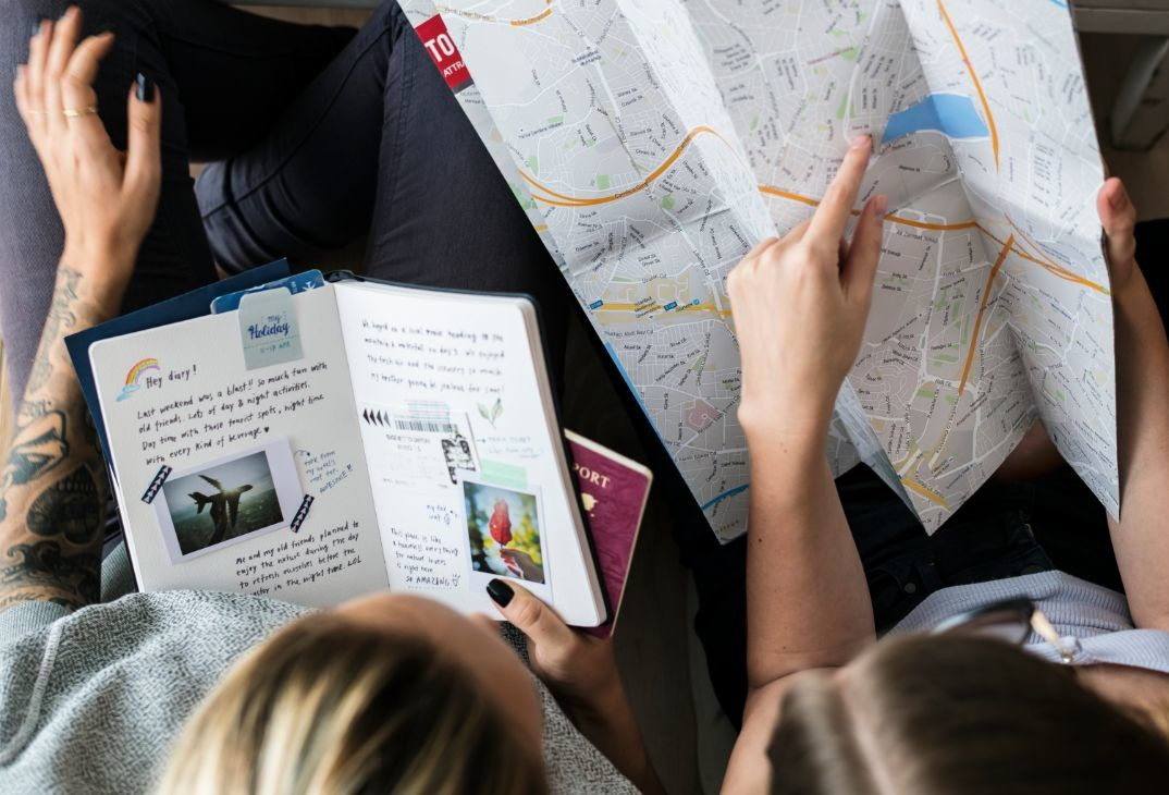 Finding a Perfect Balance How to Study and Travel