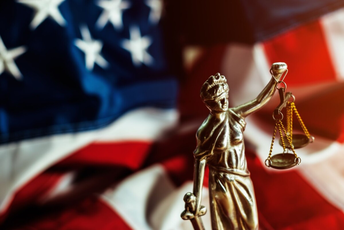 law and justice in united states of america ZBNVX