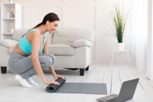 How staying fit can be achieved on your own terms
