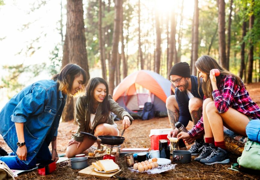Camping for Beginners: 6 Cooking Tips to Make You Feel at Home