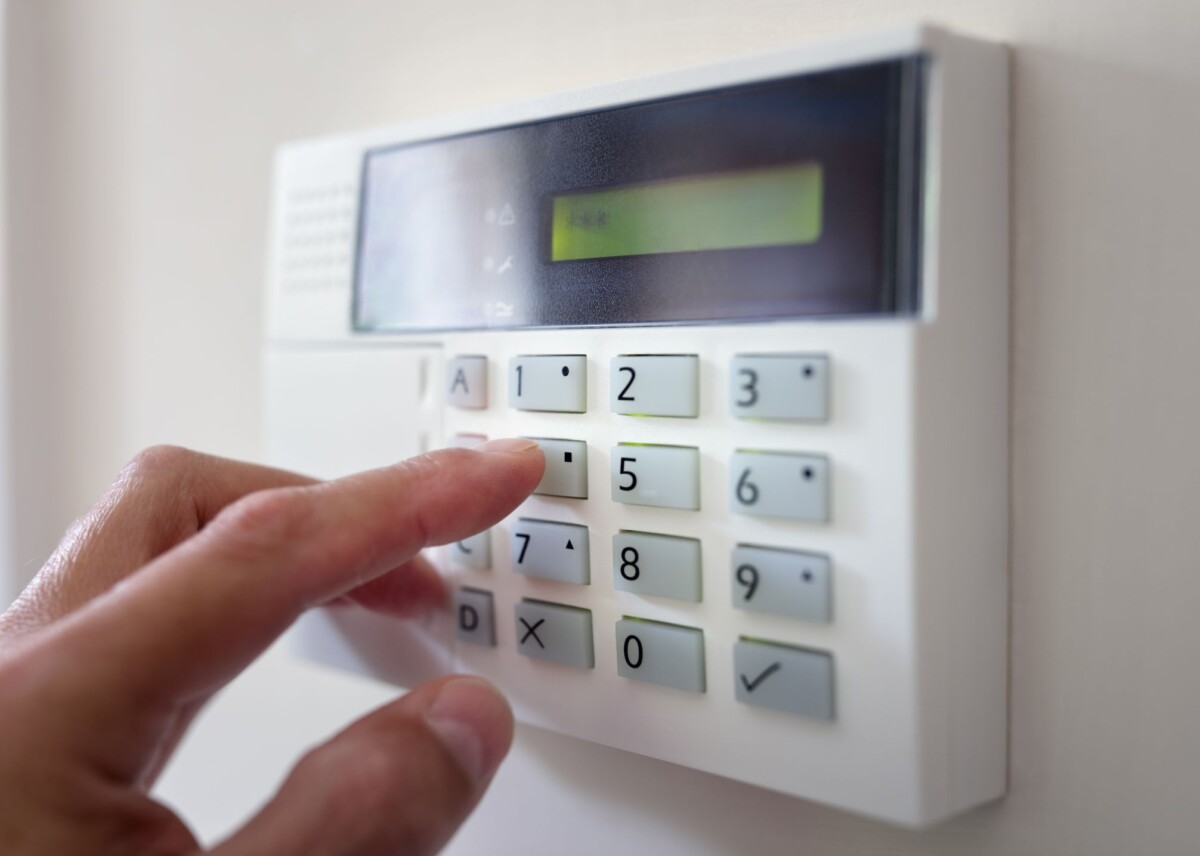 home or office security pkbv