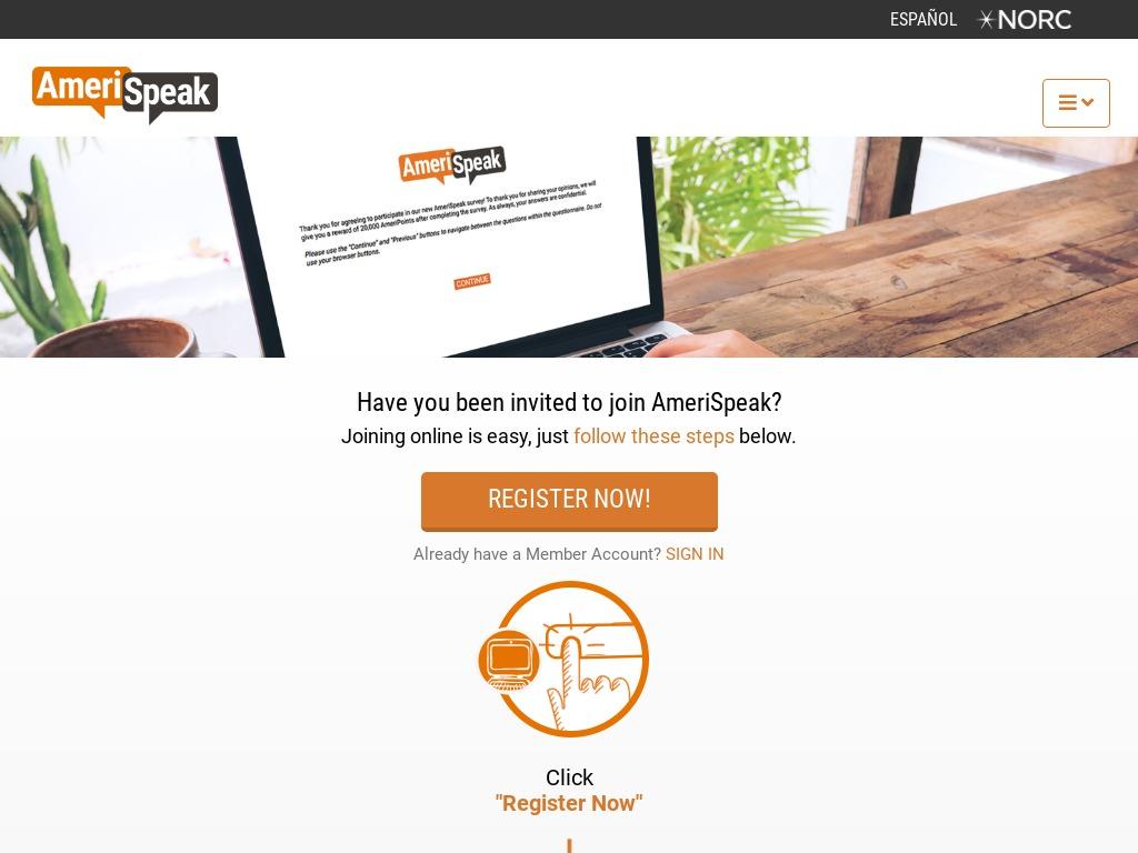 amerispeak org xdesktop ccbe