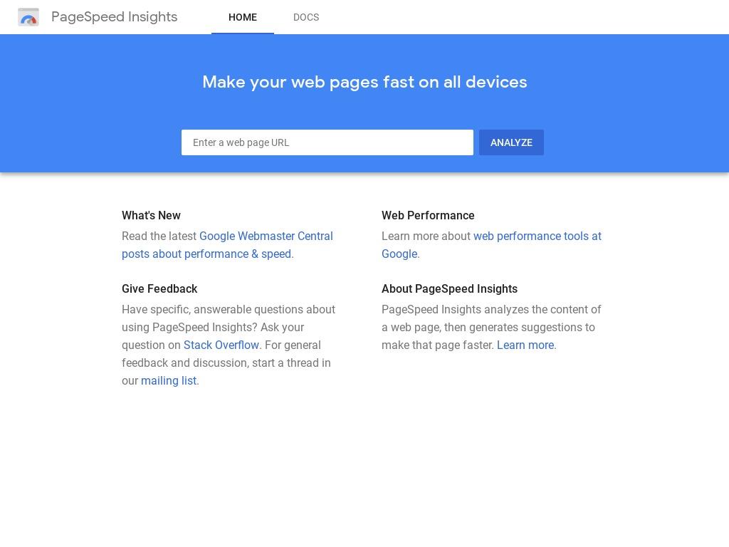 developers google com