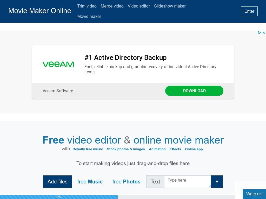 moviemakeronline com