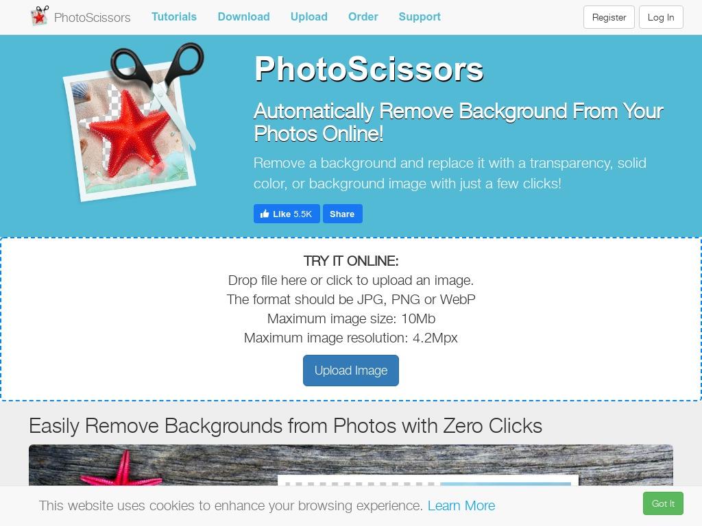 photoscissors com