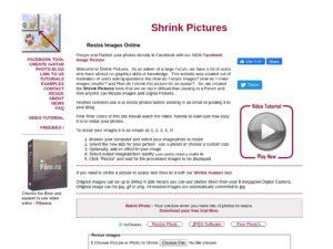 shrinkpictures com
