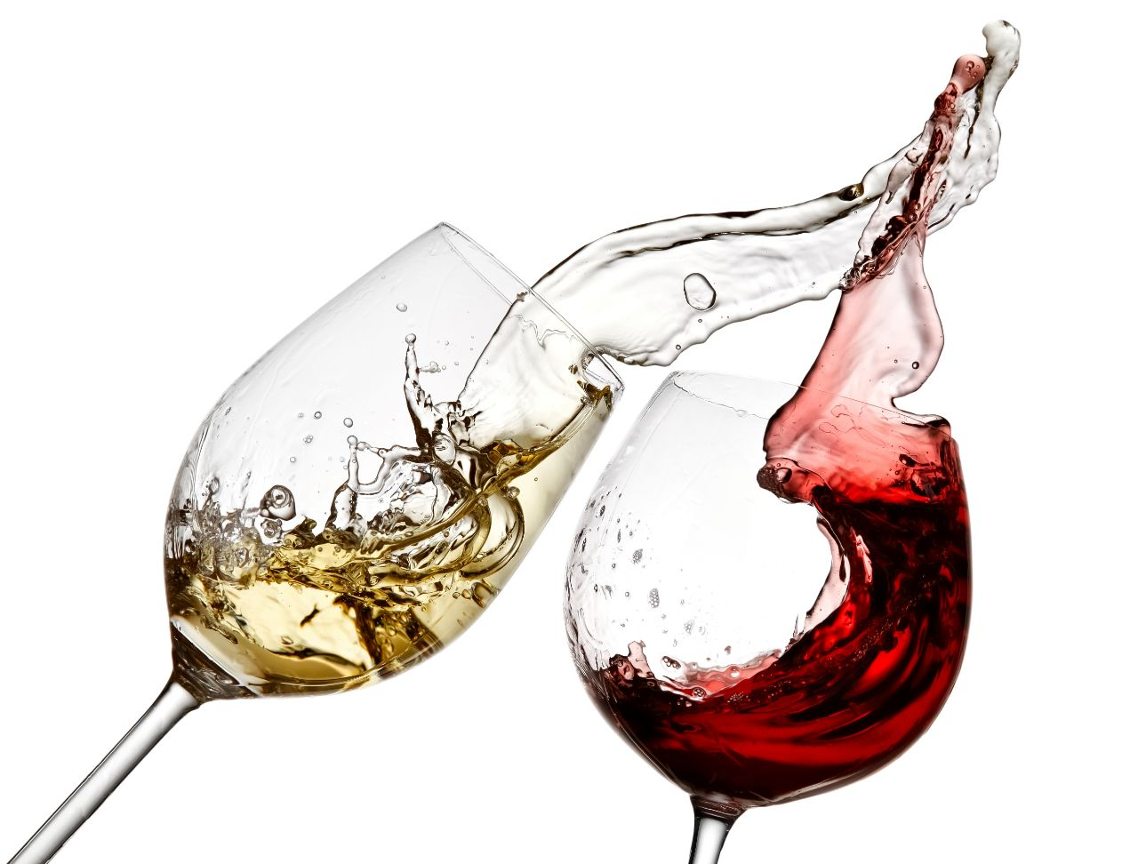 White Wine Vs Red Wine
