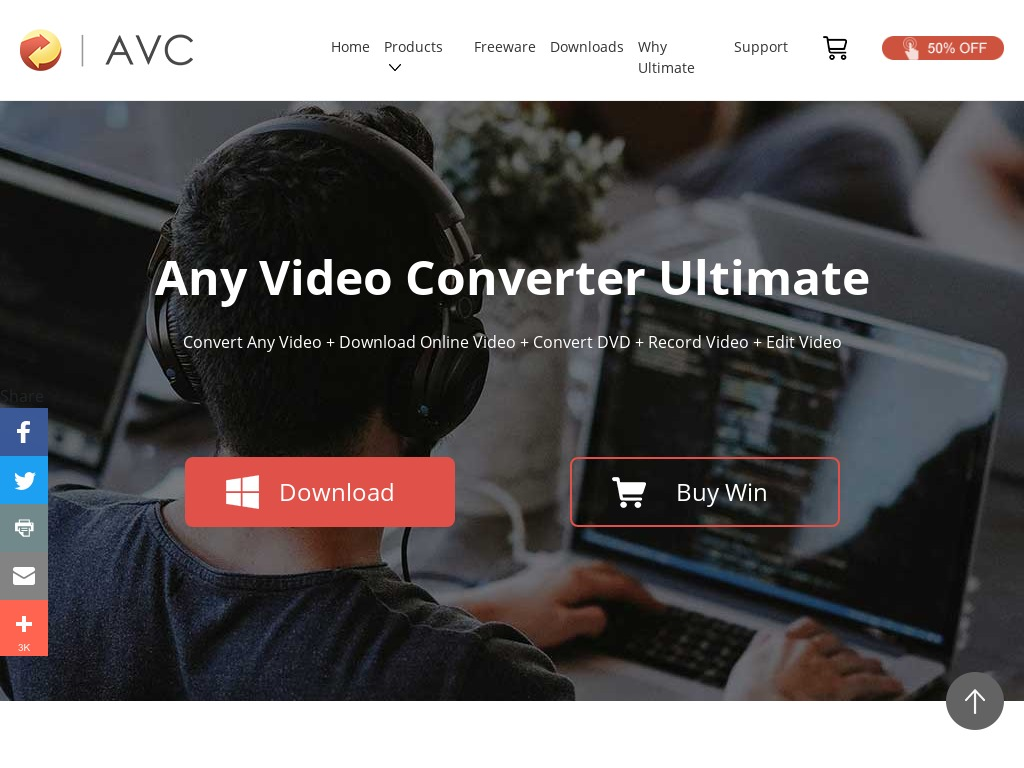 any video converter com