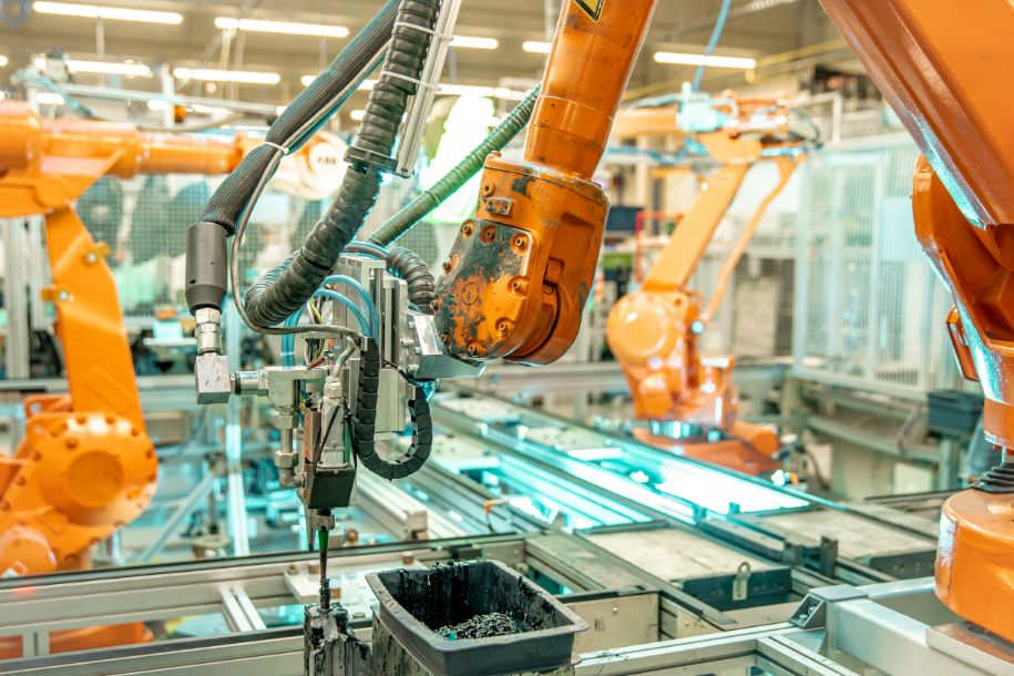 Advantages of Industrial Robot Arms