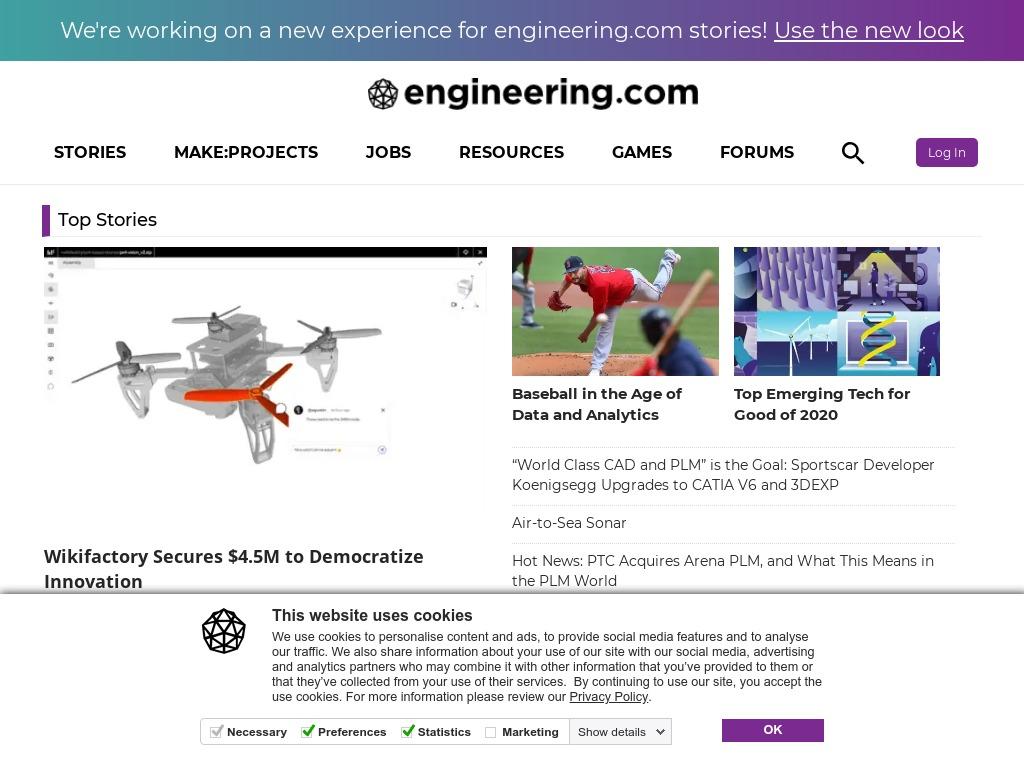 Engineering com xdesktop