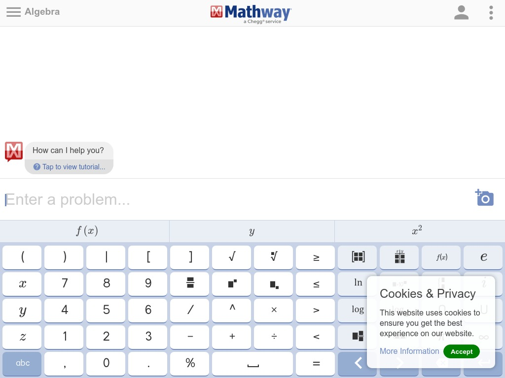 Mathway com xdesktop ae