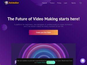 animaker com xdesktop