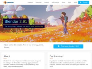 blender org xdesktop faeb
