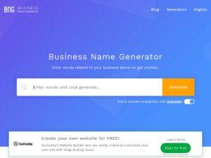 businessnamegenerator com xdesktop