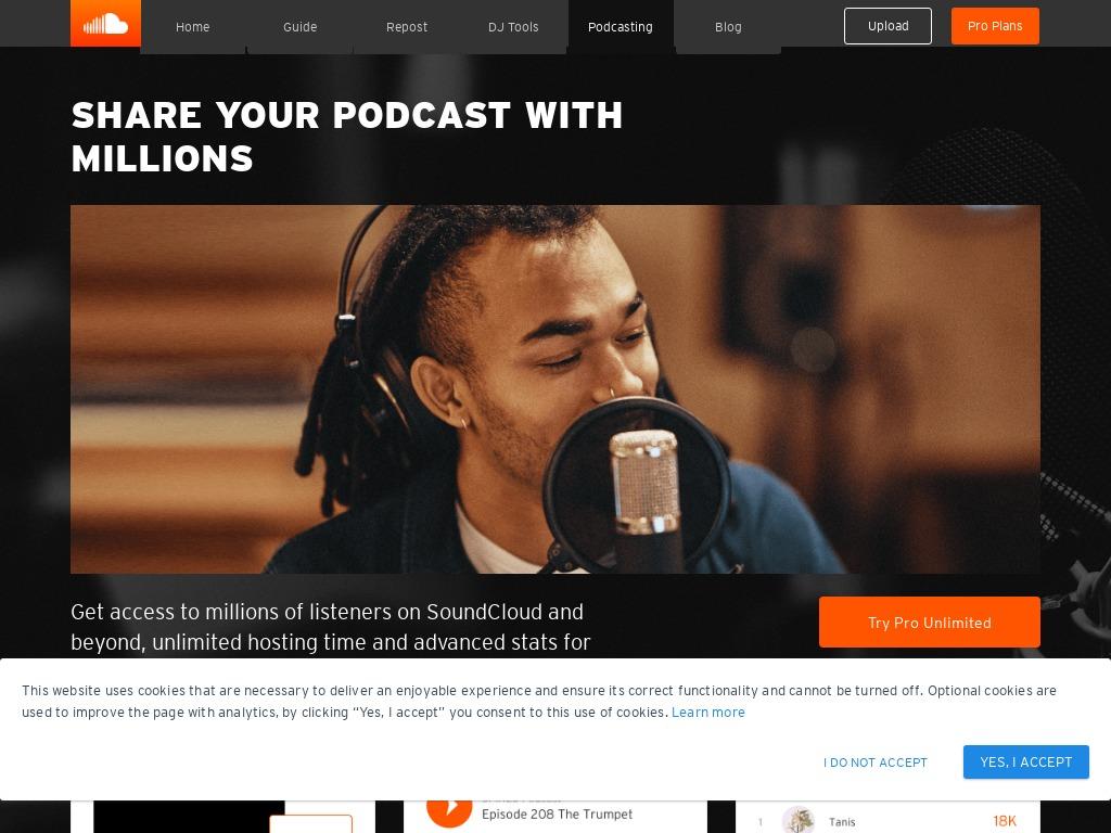creators soundcloud com xdesktop af