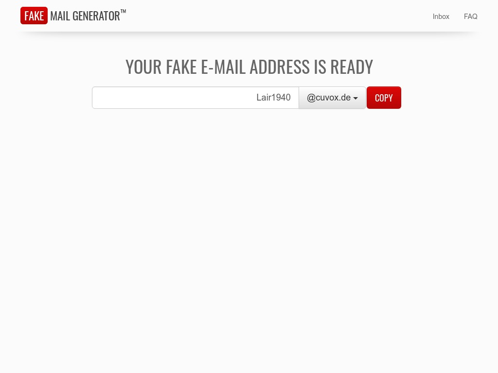 fakemailgenerator com xdesktop d