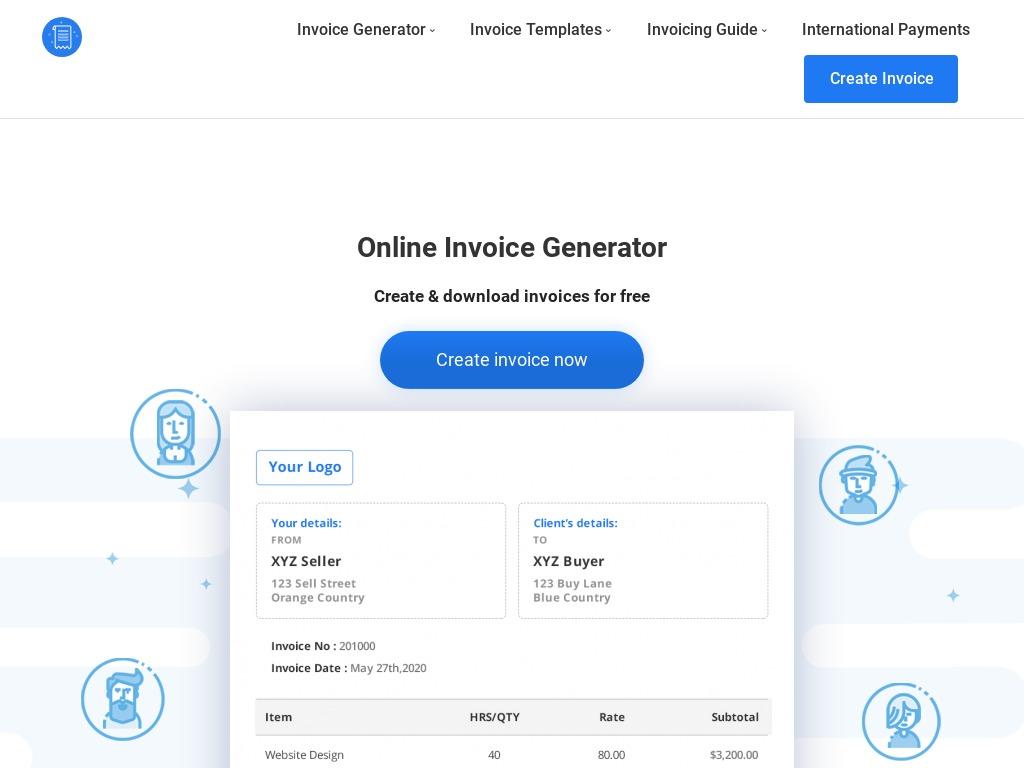 freeinvoicebuilder com xdesktop