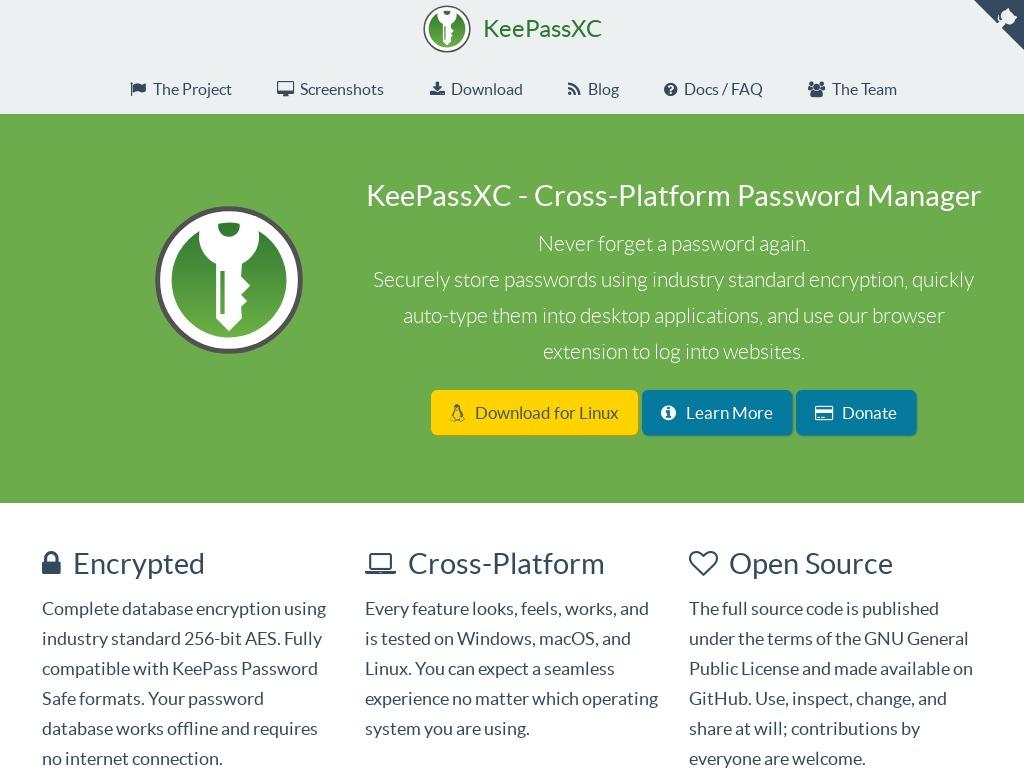keepassxc org xdesktop aee