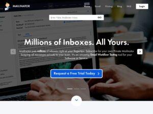 mailinator com xdesktop eaf