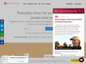 pomodoneapp com xdesktop b