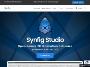 synfig org xdesktop daa