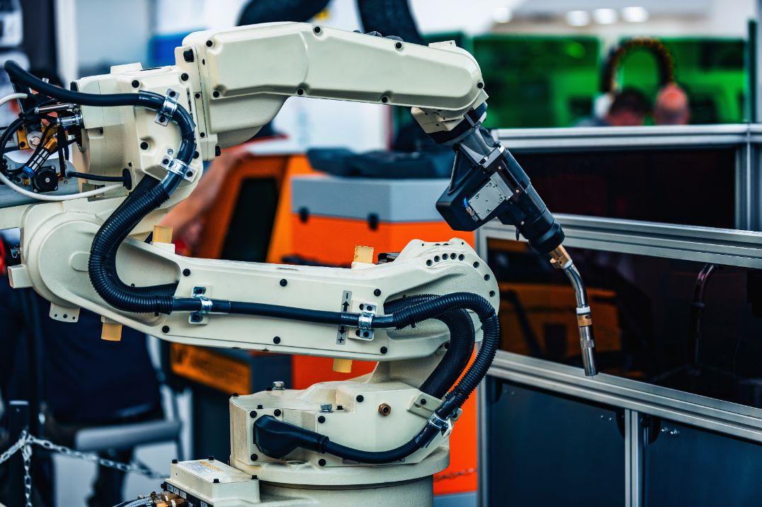 welding robot FUNSL