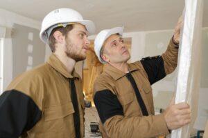 constructor and apprentice verifies correct instal PTYZMX