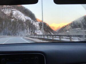 road trip TSFNS