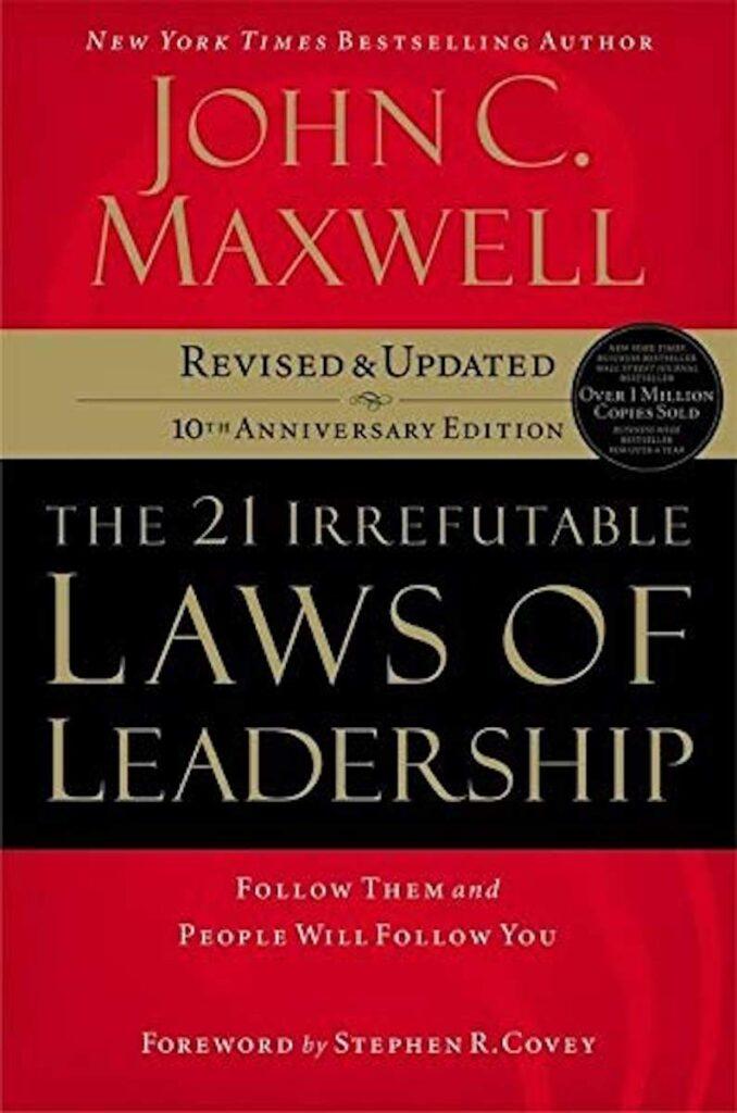 irrefutable laws leadership anniversary