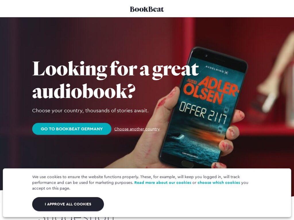 bookbeat com