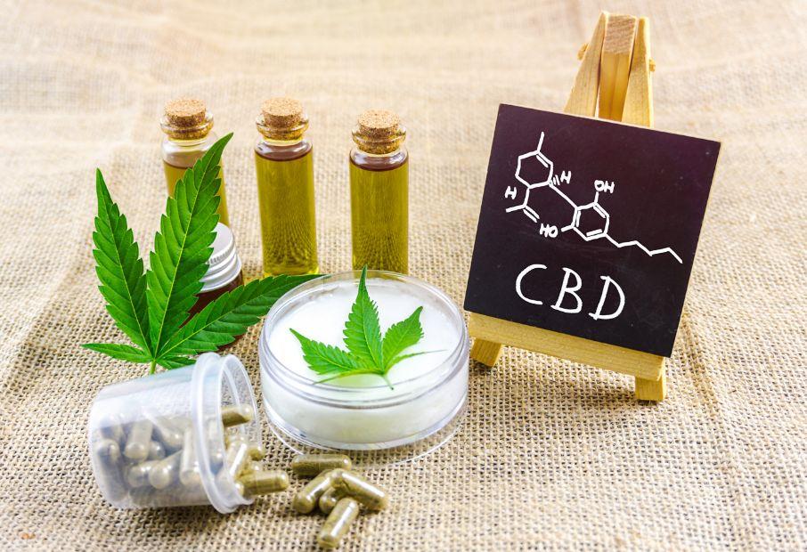 cbd oils and topical cream PRAEPZL